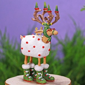 Dash Away Mini Blitzen Ornament