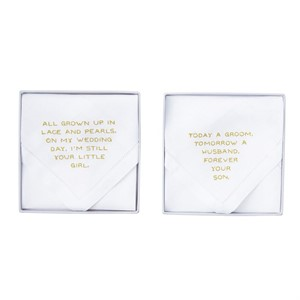 Parents Handkerchiefs