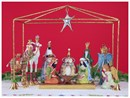 Mini Nativity Set of 13